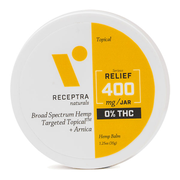 No THC CBD Topical