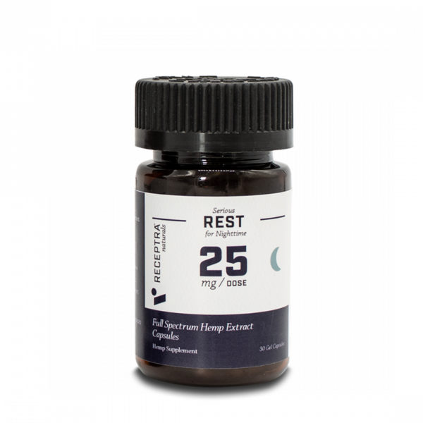 CBD capsules for sleep