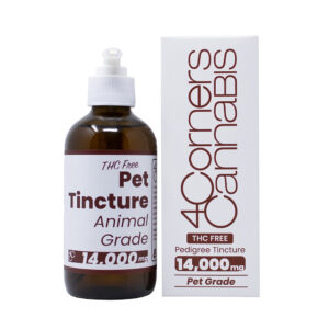 THC-Free Pet Tincture 14,000 mg